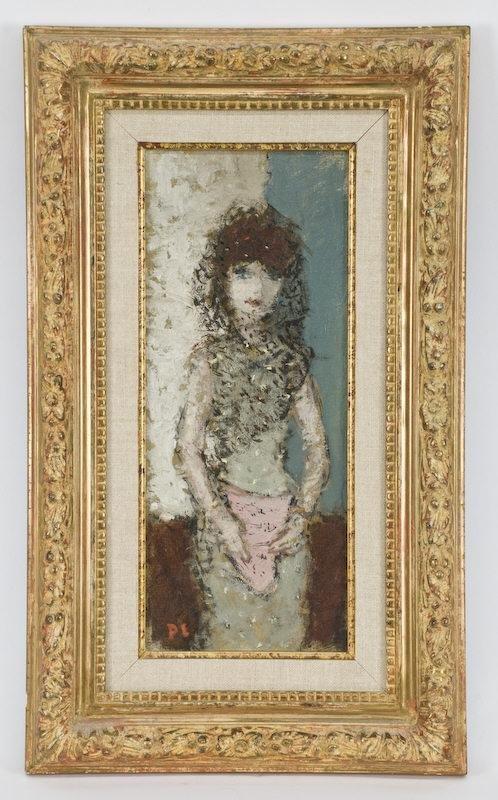 14: Dietz Edzard oil painting on canvas,