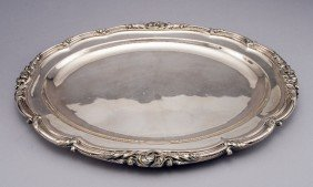 Matthew Boulton Old Sheffield Plate Tray