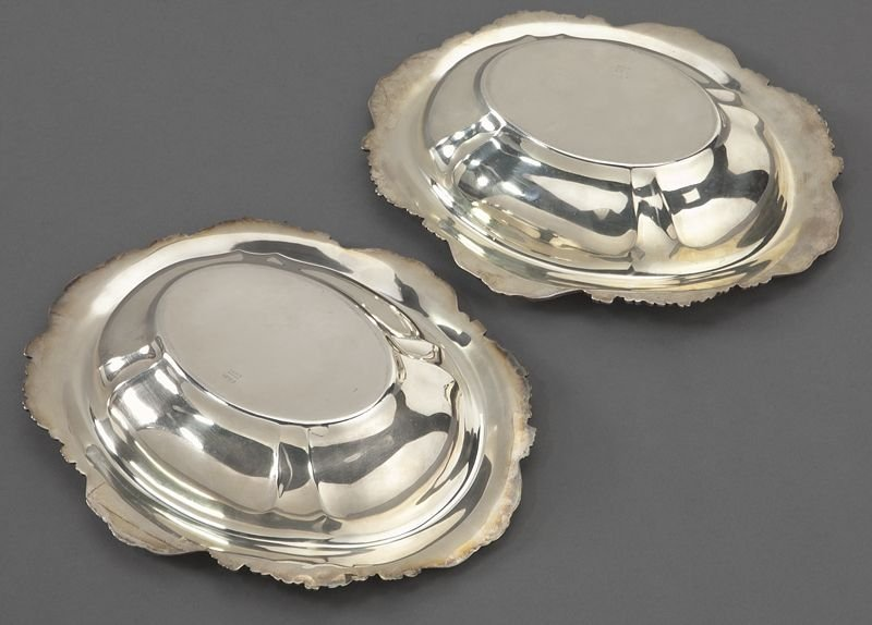 7: (7) American sterling silver dishes, incl.: - 6