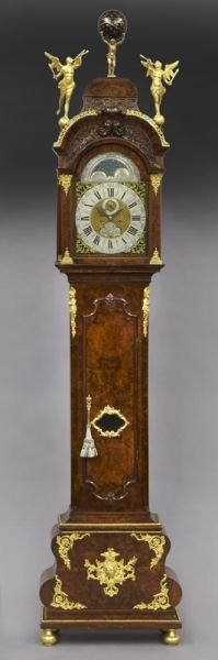158: Jan Breukelaar, Amsterdam tall case clock
