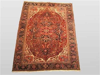 """2119: Heriz rug, circa 1930's - 9'9"""" x 12'8"""""""