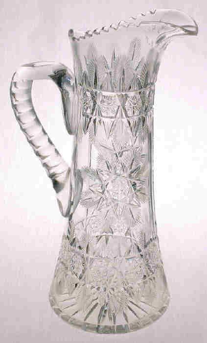 7: American Brilliant Cut Glass