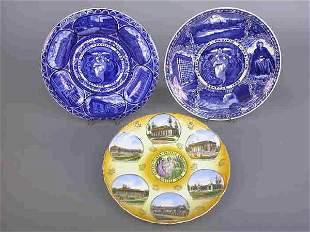 3 Plates From the 1909 Alaska-Yukon-