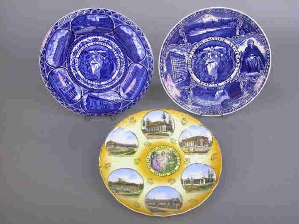 22: 3 Plates From the 1909 Alaska-Yukon-