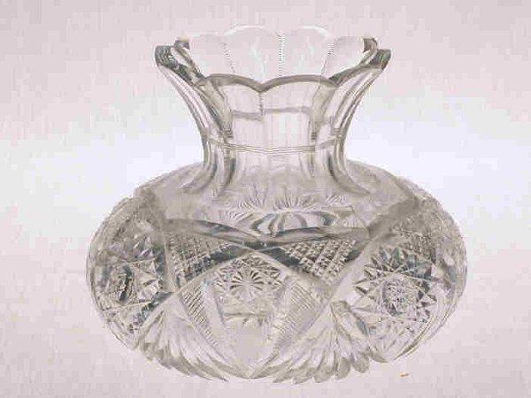 512: American Brilliant Cut Glass