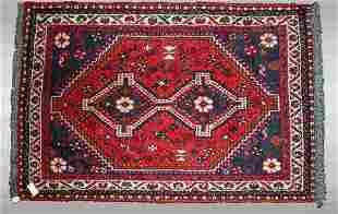 A small Kazak Oriental Rug.