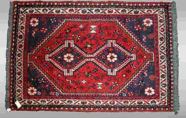 520: A small Kazak Oriental Rug.