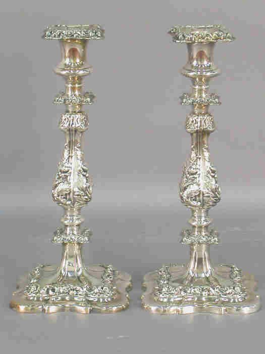 7: Pair of weighted SP candlesticks,