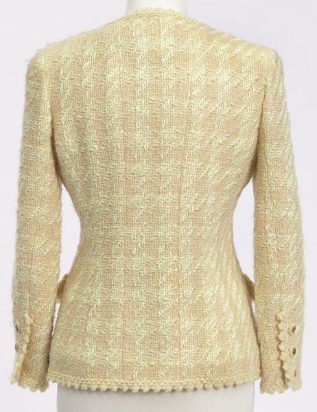 Chanel size 38 tweed jacket - 2