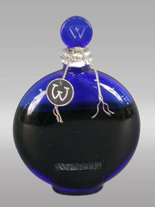 """15: Lalique perfume bottle """"Dans la Nuit"""""""