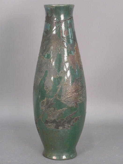 23: C.1923 French Art pottery vase