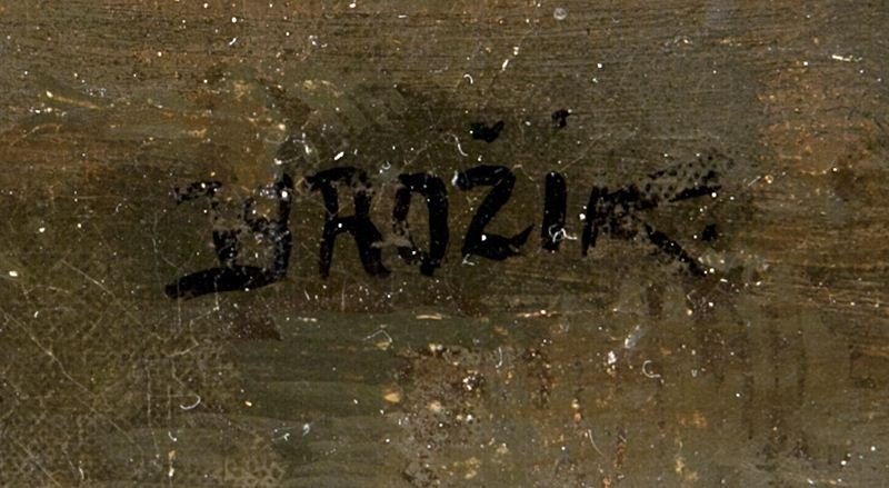 "Wenceslas Vaclav Brozik, ""A Dashing Cavalier"" - 6"