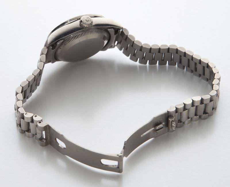 Rolex 18K Oyster Perpetual Datejust wristwatch, - 3