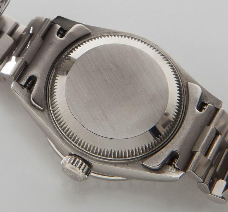 Rolex 18K Oyster Perpetual Datejust wristwatch, - 4