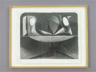 Andrew Jendrzejewski charcoal on paper