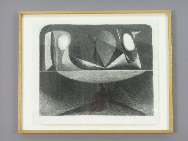 7: Andrew Jendrzejewski charcoal on paper