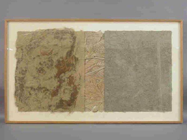 18: Zacharia Gail Rieke natural fibers work