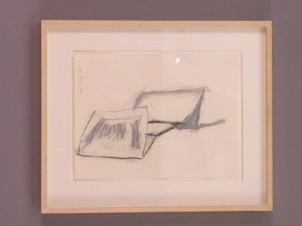 276: Signed Tom Levine (LL) drawing.