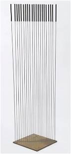"Harry Bertoia, ""Sound Sculpture"" beryllium, copper"