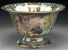 Wedgwood Fairyland lustre center bowl,