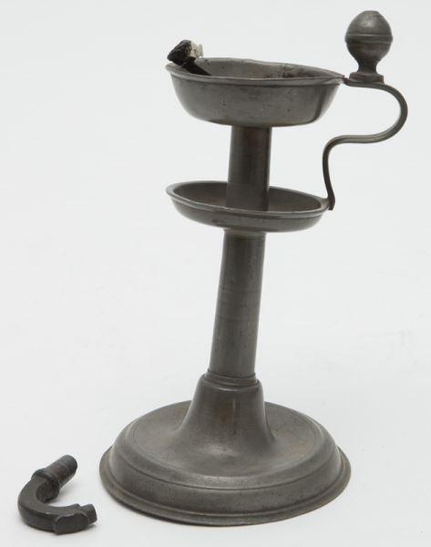 33 Pcs. Antique pewter, - 6