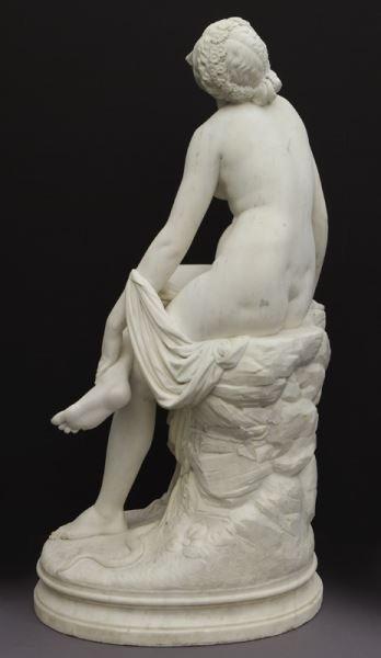 Francois Felix Roubaud marble sculpture of - 5