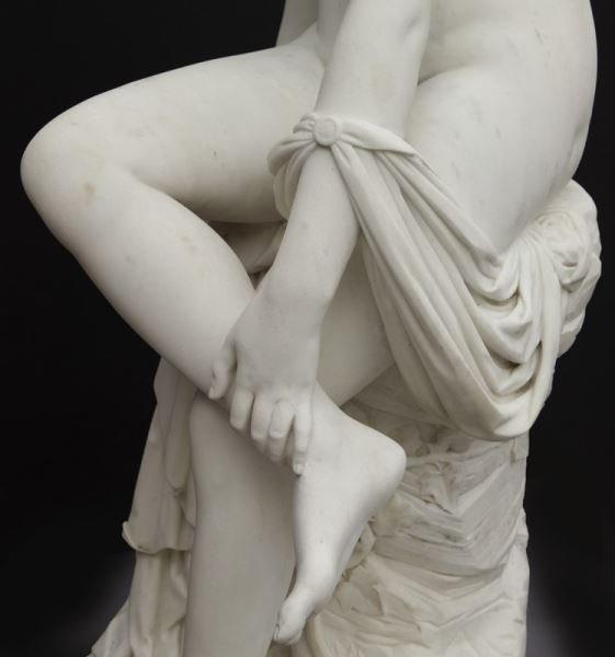 Francois Felix Roubaud marble sculpture of - 8