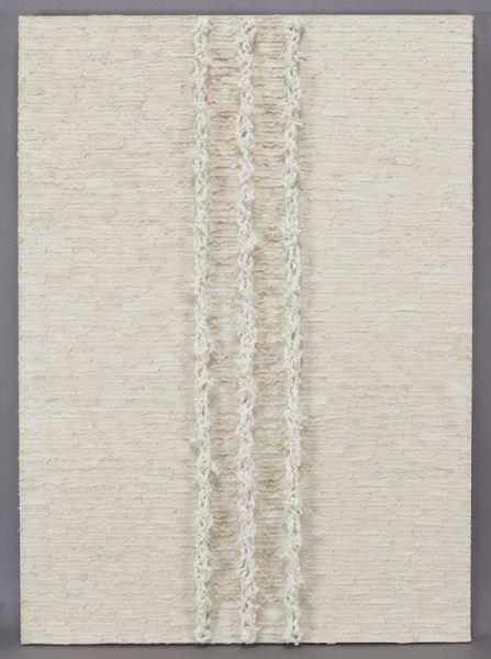 "Juan Roberto Diago ""Untitled (Work in white)"""