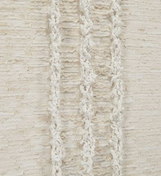 "Juan Roberto Diago ""Untitled (Work in white)"" - 3"