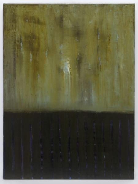 """Sherri Belassen """"Evidence"""" oil on canvas, 2001. - 3"""