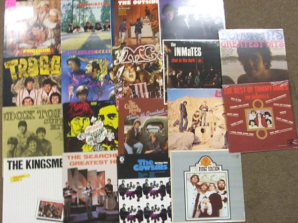 15: ALBUM GROUPING-FREDDIE AND THE DREAMERS…