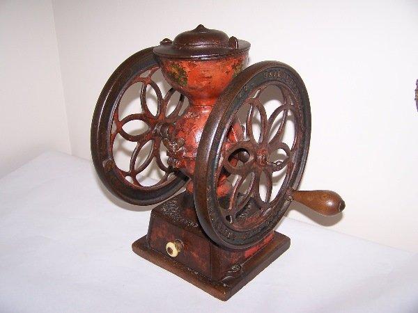1010: Coffee grinder, Enterprise #2