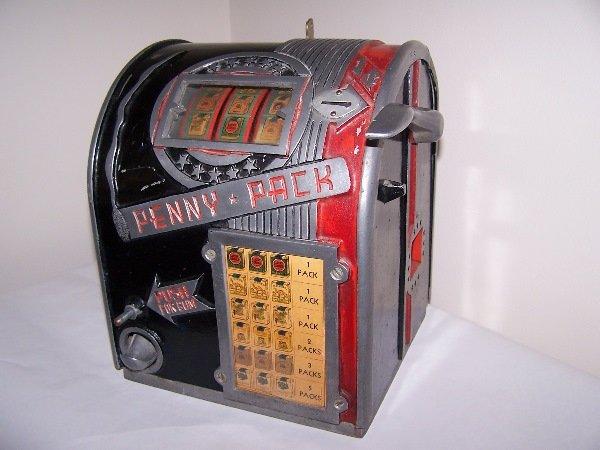 """1018: Trade stimulator; """"Penny Pack""""; no maker name; De"""