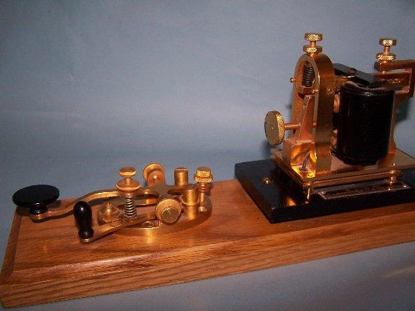 """1020: Telegraph;""""Western Electric""""; """"w/w.u. Tel. co. M."""