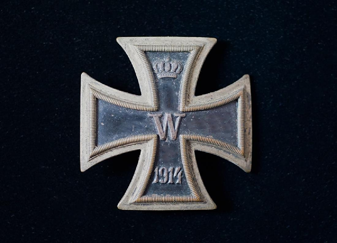 WWI German Iron Cross 1st Class