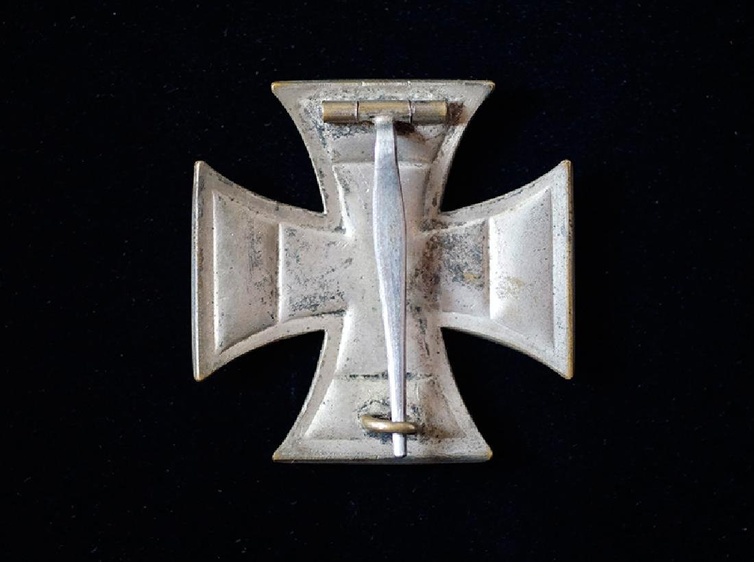 WWI German Iron Cross 1st Class - 2