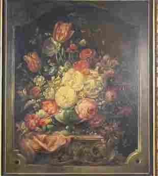 Joseph Osbeck (1898 - 1938) - Oil on Panel