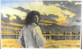 Katherine Doyle (American b. 1952) - Pastel