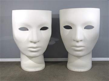 "Pair Driade ""NEMO"" Chairs"