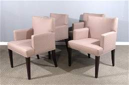 Set of 4 HBF Arm Chairs