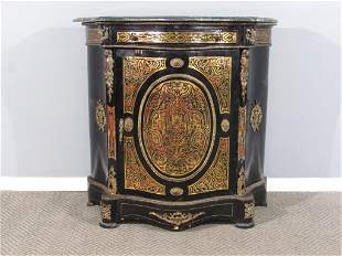Louis Philipe Style Serpentine Cabinet