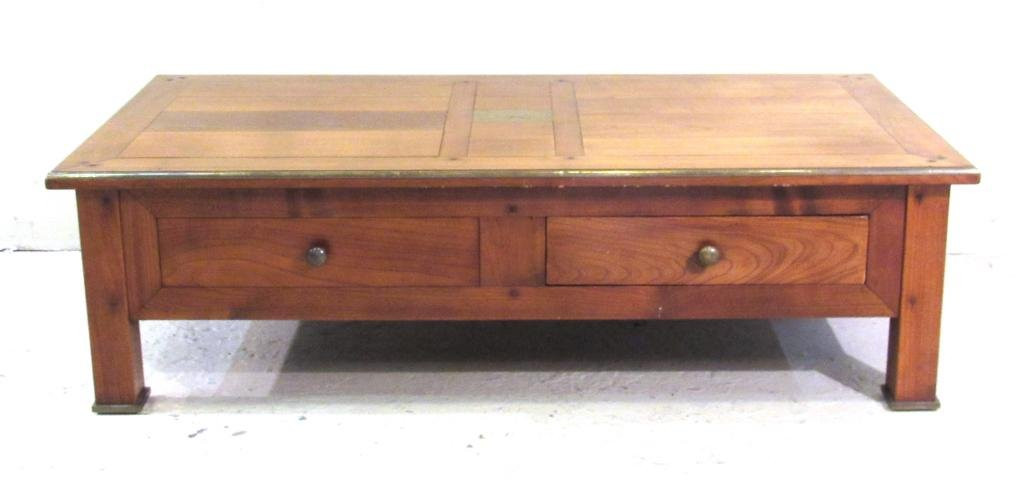 Directoire Style Low Coffee Table