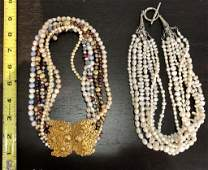 GORJAYOUS Original  2 Necklaces
