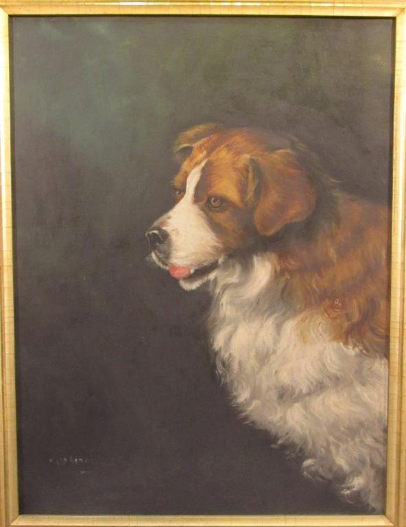 Mary Landry - Oil on Artist Board