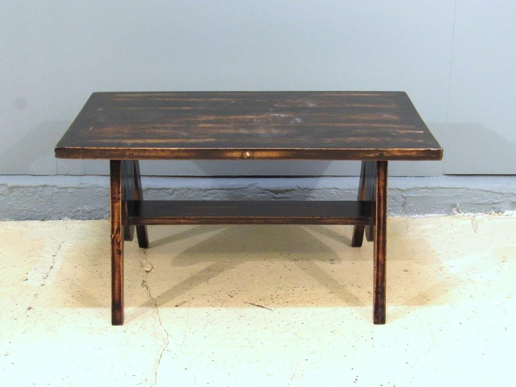Mid Century Style Low Coffee Table
