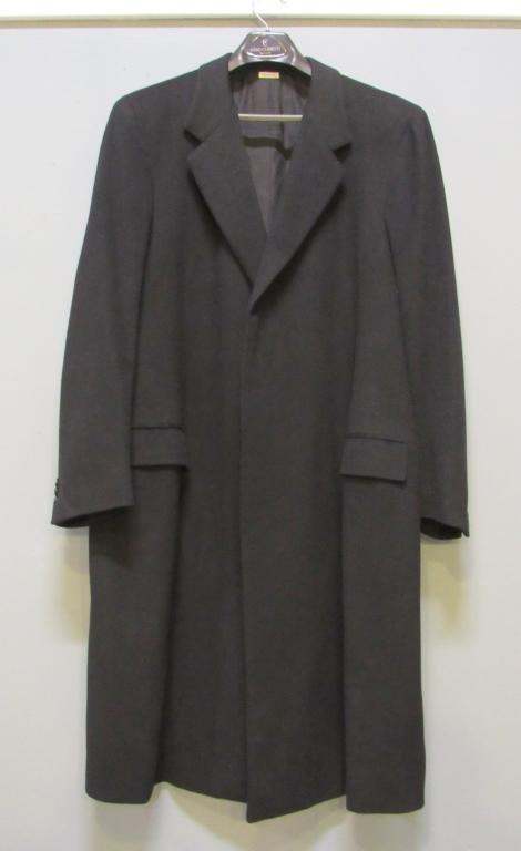 Brioni Men's Wool Overcoat