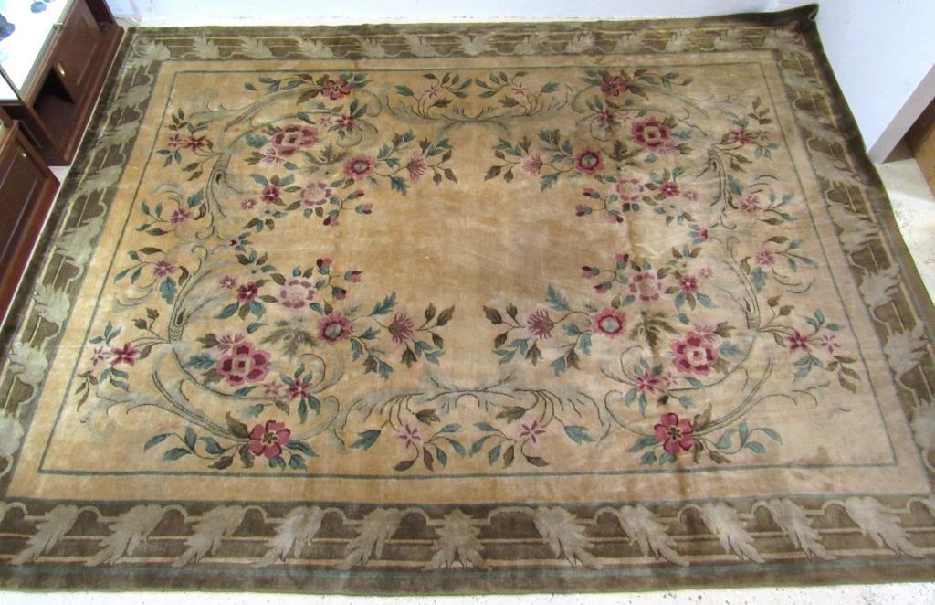 "Oriental Carpet - 11'11"" X 16'"