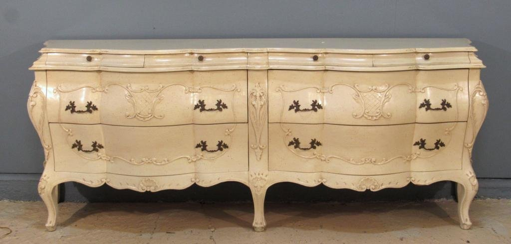 French Style Bombe Double Dresser