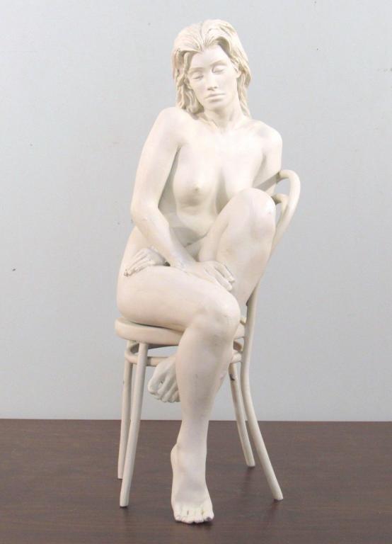Bill Mack (American b. 1949) - Painted Bronze