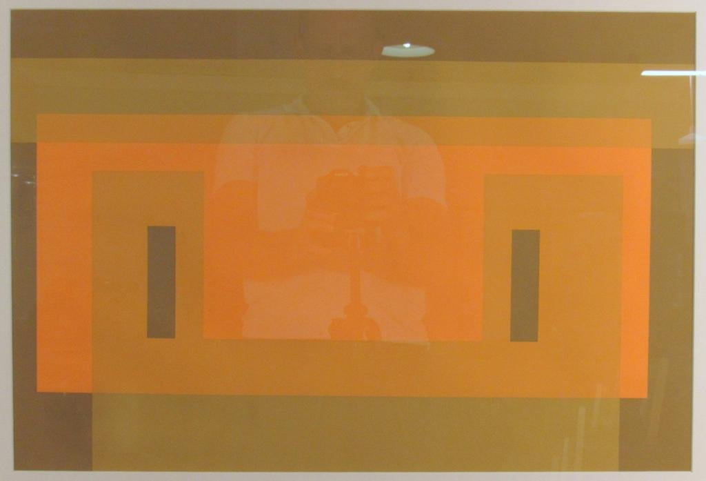 Joseph Albers (1888-1976) - Silkscreen